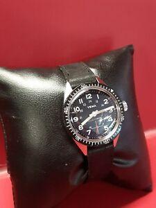 Magnifique montre YEMA sous marine vintage 70s  montre mécanique TBE 28mm