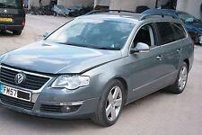 07 VW PASSAT B6 2.0 TDi ENGINE BMR , GEARBOX KDS, GREY LA7T,WHEEL NUTS, BREAKING