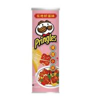 Pringles 品客 Sweet And Sour Spare Ribs Flavor Potato Chips Party Snack Crisp 110g