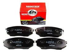 Mintex Pastillas De Freno Eje Delantero Kia Carens Sportage MDB2865 (imagen real de parte)