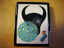 New listing Estee Lauder. Taurus Erte Pressed Powder Horoscope Zodiac Compact Collection