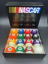 NASCAR Complete Billard Ball Set