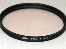 77mm Toshiba Skylight SL-1A Filter   Excellent  +          #77812st