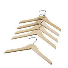 NEW IKEA BULK 20 pcs Wooden Baby Kids Clothes Hangers Coathangers Coat Hanger