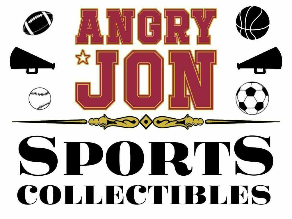 Angry Jon Sports Collectibles