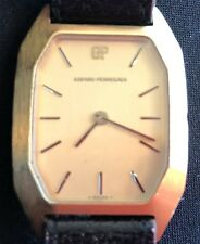 Men's Gold Plated Girard Perrgaux Watch