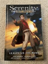 Serenity : Leaves on the Wind by Zack Whedon (2014, Hardcover)