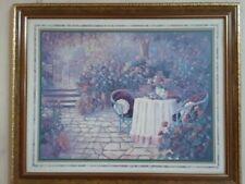 """Bettie Hebert Felder """" Thru God's Grace"""" Vintage frame"""