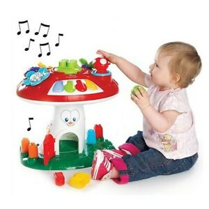 activity centre baby toddler toy set light and sound gift set