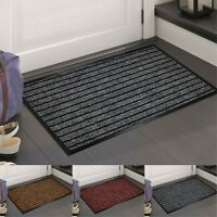 Heavy Duty Small Rug Mat Non Slip Door Mat Indoor Washable Outdoor Rubber Mats