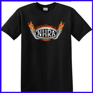NHRA Drag Racing T-Shirt S-5XL
