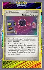 🌈Chaîne d'énergie - DP07:Tempête - 83/100- Carte Pokemon Neuve Française