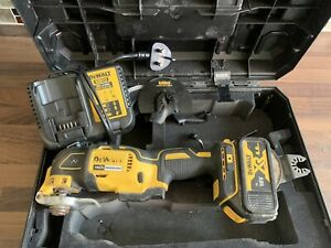 dewalt 18v brushless multi tool