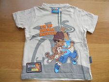 Boys Beige 'Go Diego Go' T-shirt - Size: 12-18 months