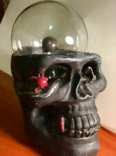 Skull Lamp Home Decor Lighting Good Condition