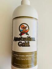 Ultra Dark Bronzer Sunless Spray Solution - Australian Gold