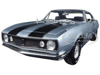 """Broken 1967 CHEVROLET CAMARO """"CHRISTINE"""" MOVIE 1/18 DIECAST BY AUTOWORLD AWSS114"""