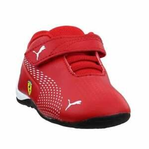 Puma Scuderia Ferrari Drift Cat 5 Ultra Ii Slip On   Toddler Boys  Sneakers