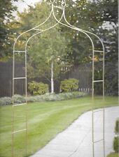 Metal Arch Garden Trellises