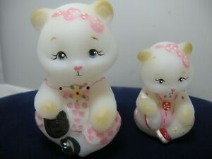 FENTON MOTHER AND DAUGHTER BEAR