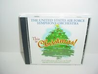 This Is Christmas! by United Stated Air Force Symphony Orchestra (CD, Jan-1993)