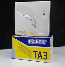 Room Thermostat TA3 from IMIT with 3 contacts