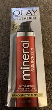 Olay Regenerizr Mineral Sunscreen - Spf 30