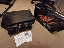 Gigabyte GeForce GTX 1080 8GB Windforce Overclock Edition Graphics Card
