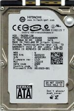 Hitachi HTS542512K9SA00 120GB P/N: 0A55233 MLC: DA2218