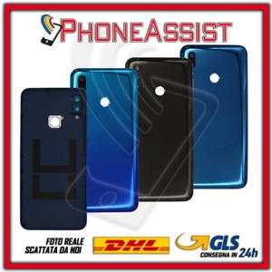 SCOCCA POSTERIORE PLASTICA Per Huawei P SMART 2019 POT-LX1 BACK COVER BATTERIA