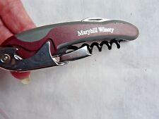 New listing Corkscrew Bar Tool - Maryhill Winery