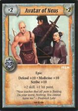 Warlord CCG - Warlord Saga of the Storm: Avatar of Neus (Fixed Item DOM )