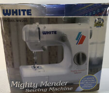 Brother WW200 Mighty Mender Sewing Machine 12 Stitch Functions Used Tested Works