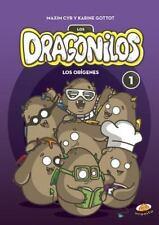 LOS ORIGENES/ THE ORIGINS - CYR, MAXIM/ GOTTOT, KARINE - NEW PAPERBACK BOOK