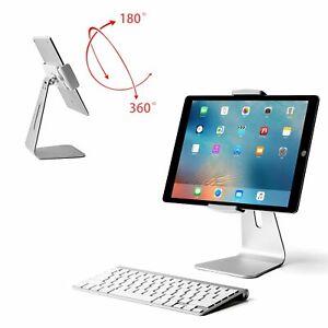 Highend Aluminum desk Stand Holder for iPad, IPAD PRO/Samsung Galaxy,IPHONE