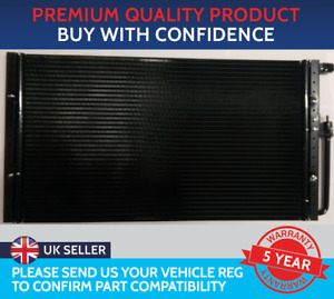 CONDENSER AIR CON RADIATOR TO FIT TVR CERBERA CHIMAERA TUSCAN GRIFFITH