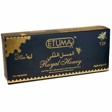 ETUMAX VIP Royal Honey For Him 12 Sachets X 10 gm The Unique Sexual Enhancer