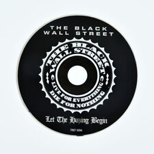 Welcome to Wall Street: Let the Hazing Begin [PA] by Black Wall Street DISC ONLY