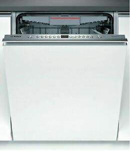 Bosch SMV46NX00G 60cm Fully Integrated Dishwasher - Stainless Steel