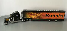 ON SALE! Kubota CAT Semi Truck Norscot Trailer Scale Diecast Tractor Imperfect