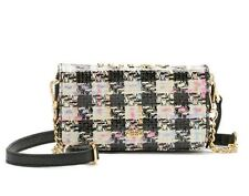 Juicy Couture Signature  Xbody Handbag Doubles as Wallet with removable Strap
