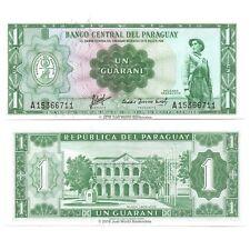 Paraguay 1 Guarani L1952 (1963) P-193a Banknotes UNC