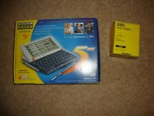 New PSION 5MX PDA  boxed with all accessories