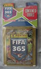 Chile Version 2018 Panini Blister FIFA 365 soccer 6 pack
