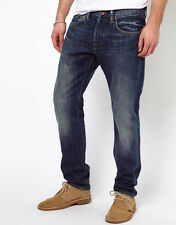 JEANS EDWIN  ED 55 RELAXED  (dark blue-blue blurred ) W32 L34 ( i010538 322 )