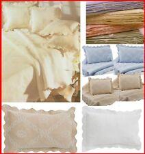 Fundas de almohada color principal blanco
