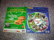 ALBUM CALCIATORI PANINI 2000 COMPLETO MB/OTT+CAMBIOMAGLIA+CALCIOREGALI+PLAYCARDS