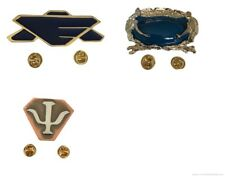 Babylon 5 Psi, Ranger, Earth A. Rank Cosplay Uniform Pin Set of 3 Costume Pins