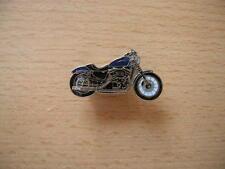 Pin SPILLA HARLEY DAVIDSON Sporty 883 BLU SCURO Chopper art. 1162 SPILLA
