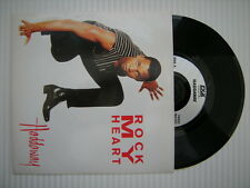 Haddaway - Rock My Heart, LOGIC RECORDS 74321-194127 ex-condition 17.8cm Unique